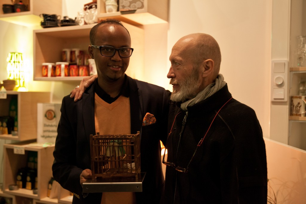 Abdirahim Husu Hussein, palkintoteos