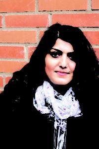 Nasrin Madani. Foto: Kristian Carlsson
